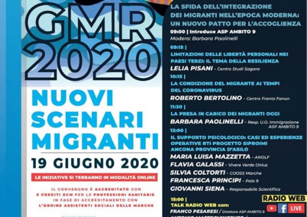 Nuovi scenari migranti