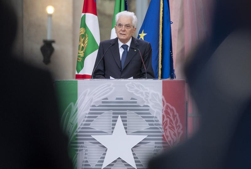 Il Presidente della Repubblica, Sergio Mattarella, in occasione della Giornata Mondiale del Rifugiato