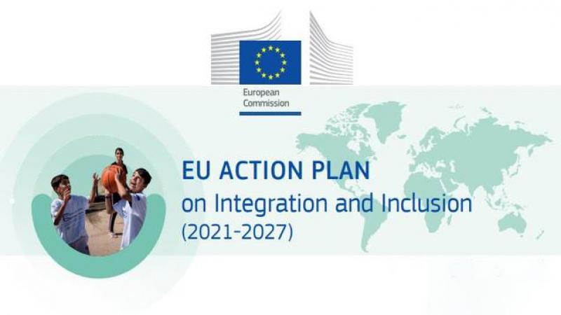 PRESENTATO IL PIANO D'AZIONE UE PER L'INTEGRAZIONE E L'INCLUSIONE 2021-2027