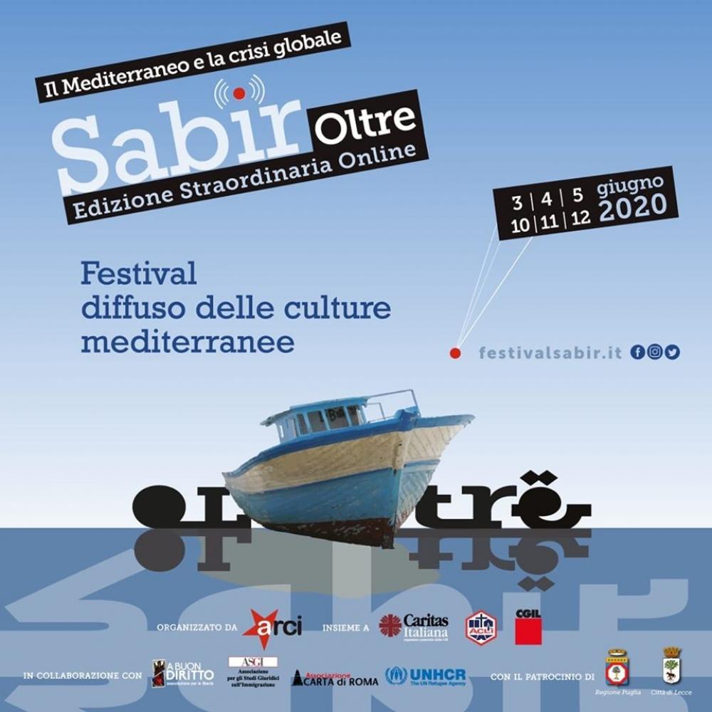 Festival Sabir: festival diffuso delle culture mediterranee