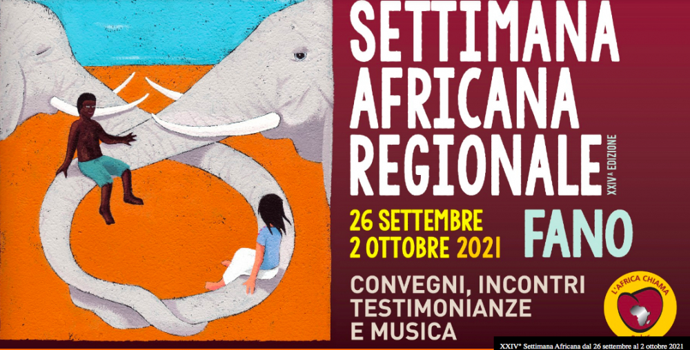 Settimana africana regionale - XXIV edizione
