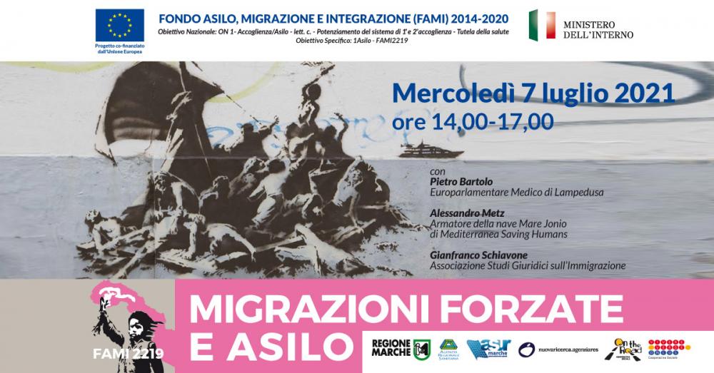 Migrazioni forzate e asilo