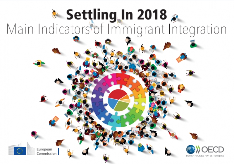"Il rapporto UE-OCSE: ""Settling In 2018. Indicators of Immigrant Integration"""