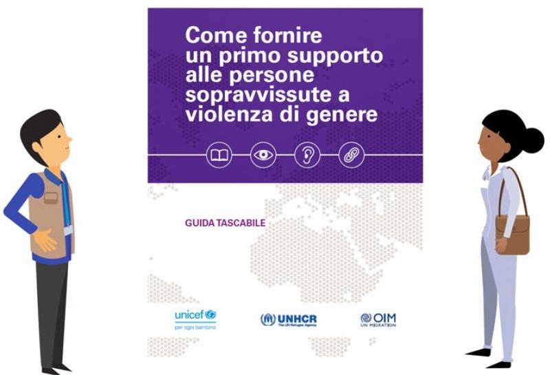 OIM-UNHCR-UNICEF: guida rivolta agli operatori