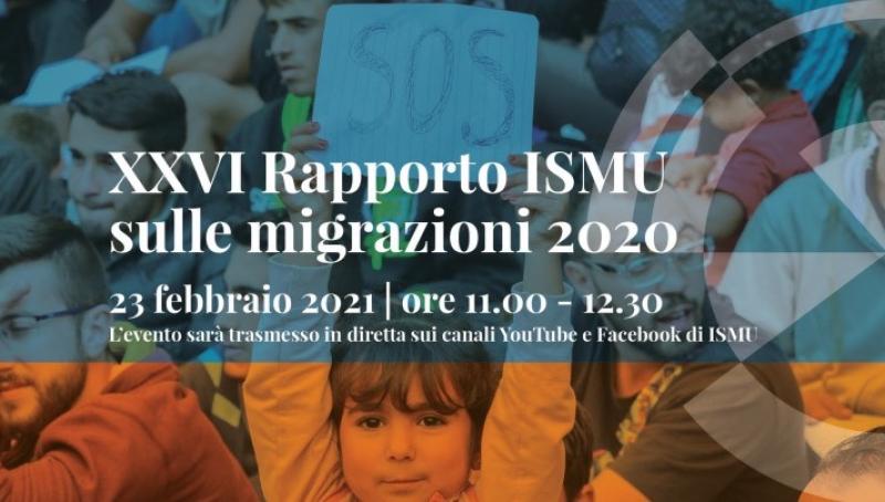 Rapporto Ismu sulle migrazioni 2020